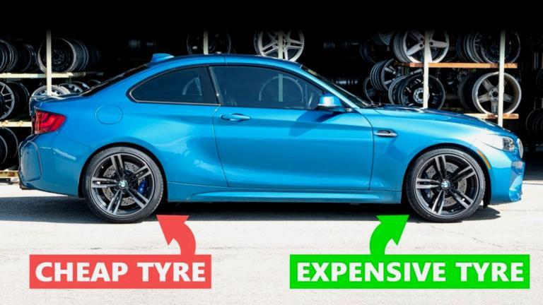 Δείτε τι συμβαίνει στο αυτοκίνητο όταν συνδυάζεις φθηνά με ακριβά ελαστικά [vid]
