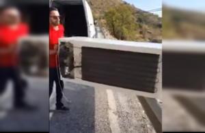 Πέταξε ψυγείο σε χαράδρα και τράβηξε αυτό το βίντεο – Η τιμωρία δεν άργησε να έρθει