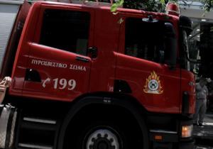 Κρήτη: Σώθηκε από τη φωτιά και τραυματίστηκε βγαίνοντας!