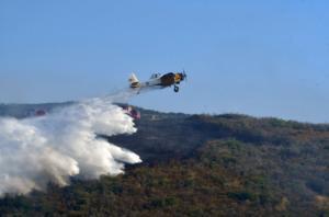 Καμπανάκι κινδύνου για φωτιές σε Αττική και Εύβοια – 44 πύρινα μέτωπα σε μία μέρα
