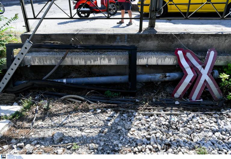 Δυστύχημα στο Κιλκίς: Δεν είδε το τρένο και πήγε να περάσει τη σιδηροδρομική γραμμή