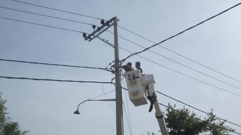 Διακοπή ρεύματος στη Σκιάθο! Βλάβη στην ηλεκτροδότηση