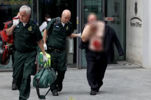 Συναγερμός για επίθεση με μαχαίρι στο Λονδίνο!