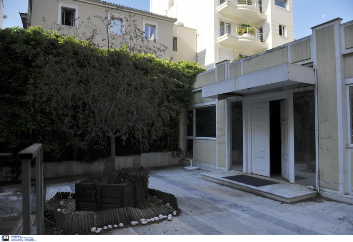 Πολυτελές ξενοδοχείο το ιστορικό κτίριο της Ρηγίλλης