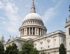Υπάρχει ένας δεύτερος Καθεδρικός του Αγίου Παύλου στο Λονδίνο