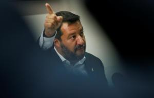Ιταλία: Η Λουτσιάνα Λαμοργκέζε αντικαθιστά τον Σαλβίνι στο υπ. Εσωτερικών