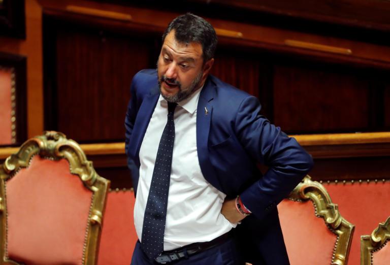 Ιταλία: Ο Σαλβίνι γκρεμίζει την κυβέρνηση – Στα σκαριά συνασπισμός «Ούρσουλα»;