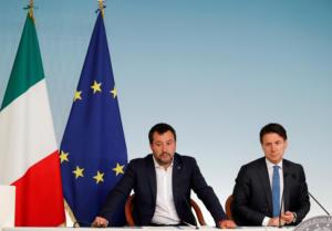 Τα έσπασαν Σαλβίνι – Ντι Μάιο! Κοντά σε πρόωρες εκλογές η Ιταλία!