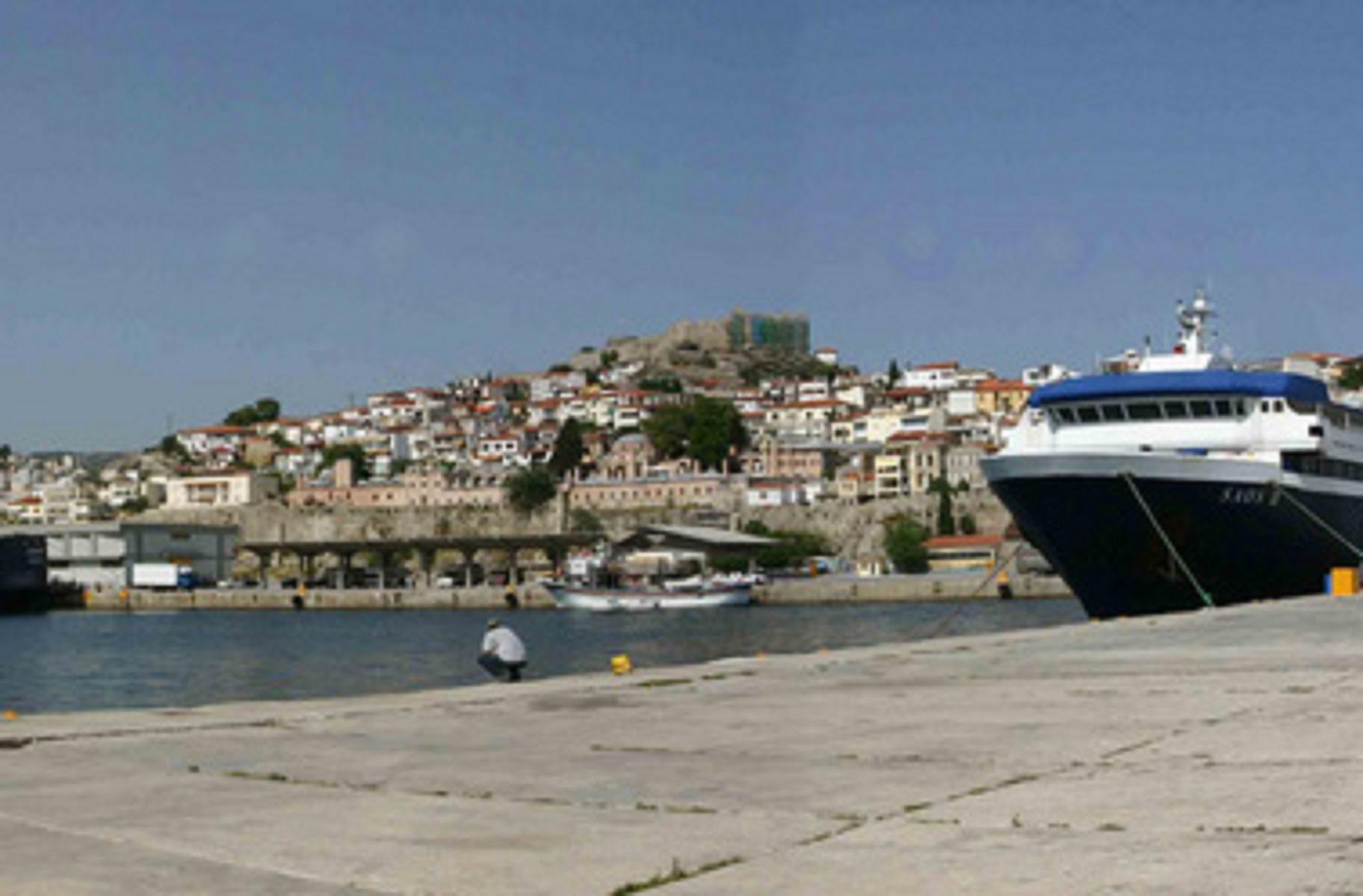 Ολοκληρώνει τα δρομολόγιά του το Σαββατοκύριακο στη Σαμοθράκη το «Andros Jet»