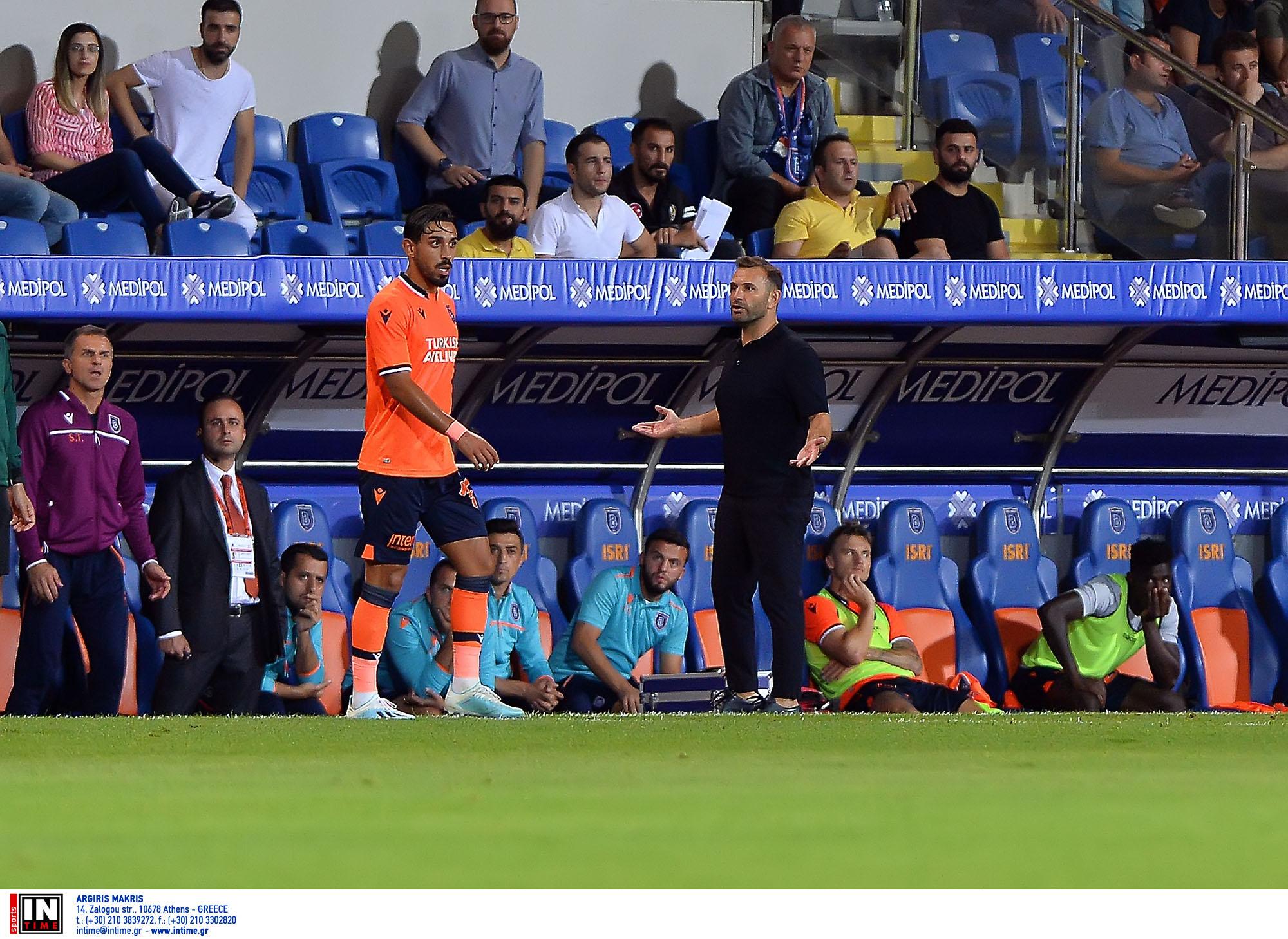 Ολυμπιακός – Μπασακσεχίρ: Χωρίς προπονητή οι Τούρκοι!