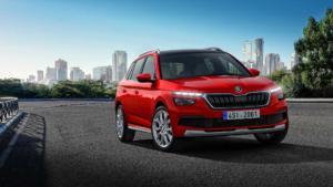 Νέες εκδόσεις Monte Carlo για τα Škoda Scala και Kamiq