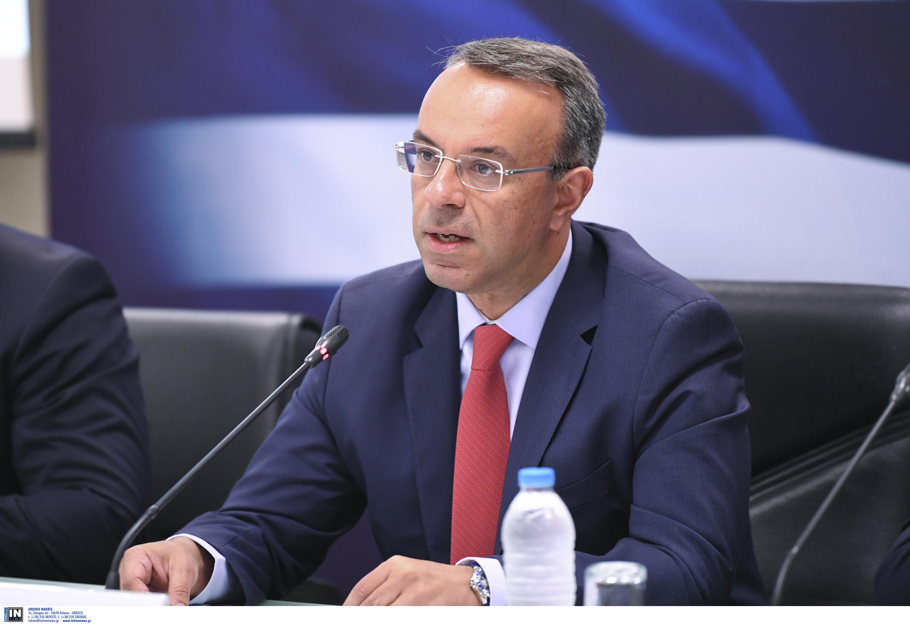 Σταϊκούρας: Δεν υπάρχει δυνατότητα να δοθεί κανονικά η 13η σύνταξη
