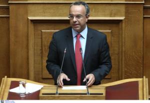 Σταϊκούρας: Η κατάργηση των capital controls αποφασιστικό βήμα για κανονικοποίηση ελληνικής οικονομίας