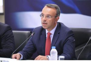 Σταϊκούρας: Η υπερφορολόγηση του ΣΥΡΙΖΑ οδήγησε σε αύξηση της φοροδιαφυγής κατά 3 δισεκατομμύρια