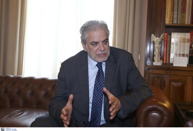 Στο Κέντρο Πολιτικής Προστασίας την Τετάρτη ο Ευρωπαίος Επίτροπος Χρήστος Στυλιανίδης