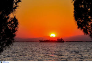 Όμορφη Θεσσαλονίκη και όταν ο ήλιος δύει…