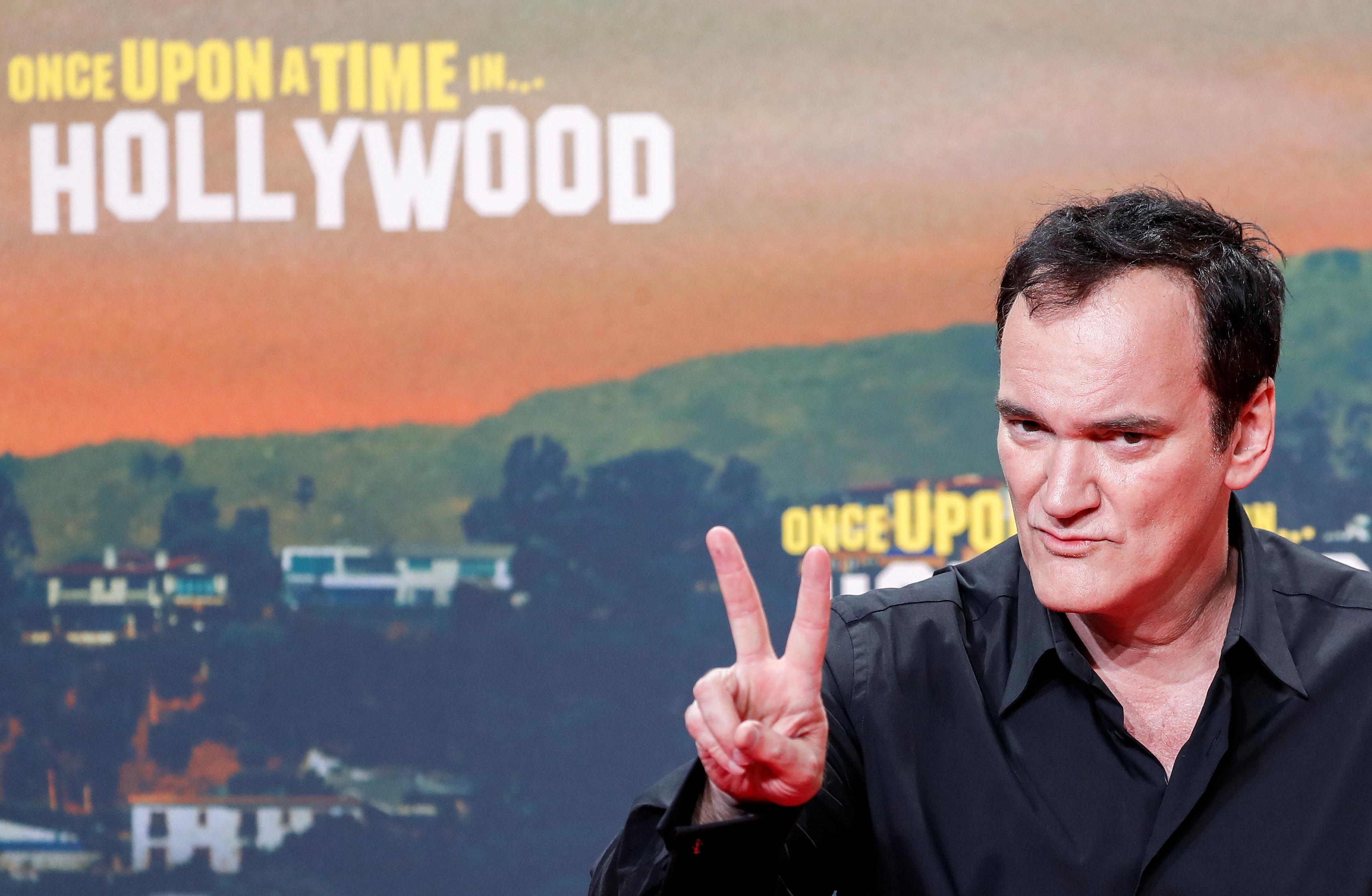 Ο Κουέντιν Ταραντίνο κάνει βιβλίο το Once Upon a Time… in Hollywood