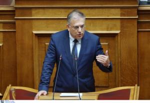 Θεοδωρικάκος: Θα καταργήσουμε την απλή αναλογική στην τοπική αυτοδιοίκηση