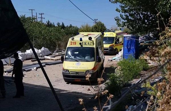 Θεσσαλονίκη: Σοβαρός τραυματισμός άνδρα που έπεσε σε φρεάτιο ασανσέρ