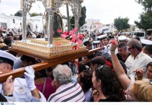 """15 Αυγούστου – Γιορτή Παναγίας: Το """"Πάσχα του καλοκαιριού"""""""