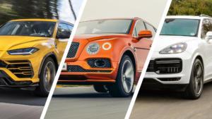 Αυτά είναι τα 5 ταχύτερα SUV στον κόσμο [pics]