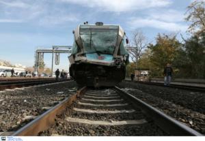 Κιλκίς: Σύγκρουση αγροτικού με τρένο – Μια νεκρή – Δυο σοβαρά τραυματίες