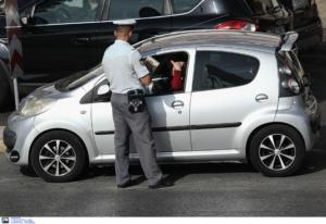 Τροχαία: 95 οδηγοί κάτω από την επήρεια αλκοόλ