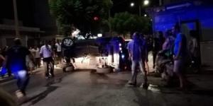 Απίστευτο τροχαίο στο Ηράκλειο! Αυτοκίνητο αναποδογύρισε και σταμάτησε σε κολόνα της ΔΕΗ!