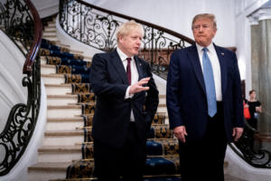 Άμεση εμπορική συμφωνία μετά το Brexit συμφώνησαν Τραμπ – Τζόνσον