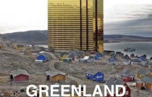 Τρολάρει ο Τραμπ! «Δε θα σηκώσω ουρανοξύστες στην Γροιλανδία»!