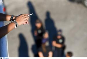 Εκστρατεία για να μπει τέλος το κάπνισμα στα σχολεία από το Υπουργείο Παιδείας