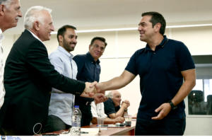 ΣΥΡΙΖΑ: Επιβεβαιώθηκε η κοινή πορεία με Προοδευτική Συμμαχία