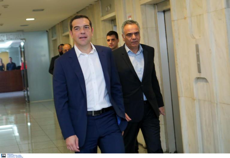 Τα… είπαν Τσίπρας – Σκουρλέτης και ανακωχή στον ΣΥΡΙΖΑ!