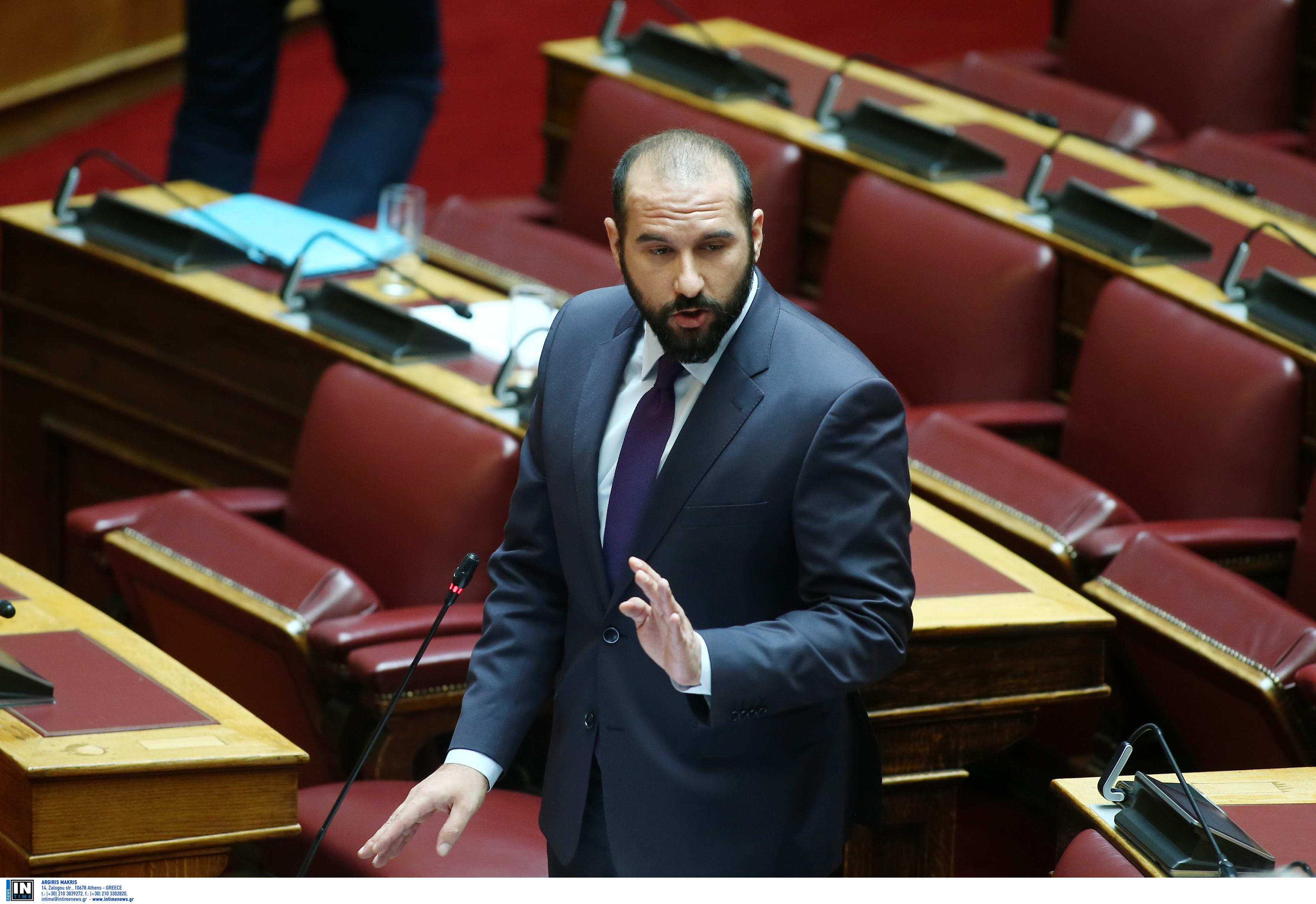 """Κοντός… ψαλμός Τζανακόπουλου για Προανακριτική: «Είμαστε ακόμη μέλη της Επιτροπής» - «Σκοτωμός» για τον """"ακροδεξιό"""" Γεωργιάδη και την ΑΣΟΕΕ"""