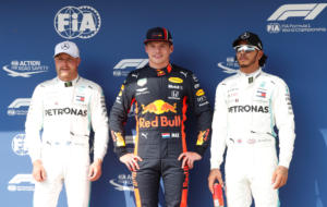 Formula 1: Παρθενική pole position για Φερστάπεν!