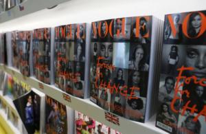 Ανάρπαστο το τεύχος της Vogue με την υπογραφή της Μέγκαν Μαρκλ [pics]