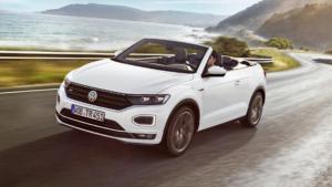 Το Volkswagen T-Roc απέκτησε και κάμπριο έκδοση [pics]