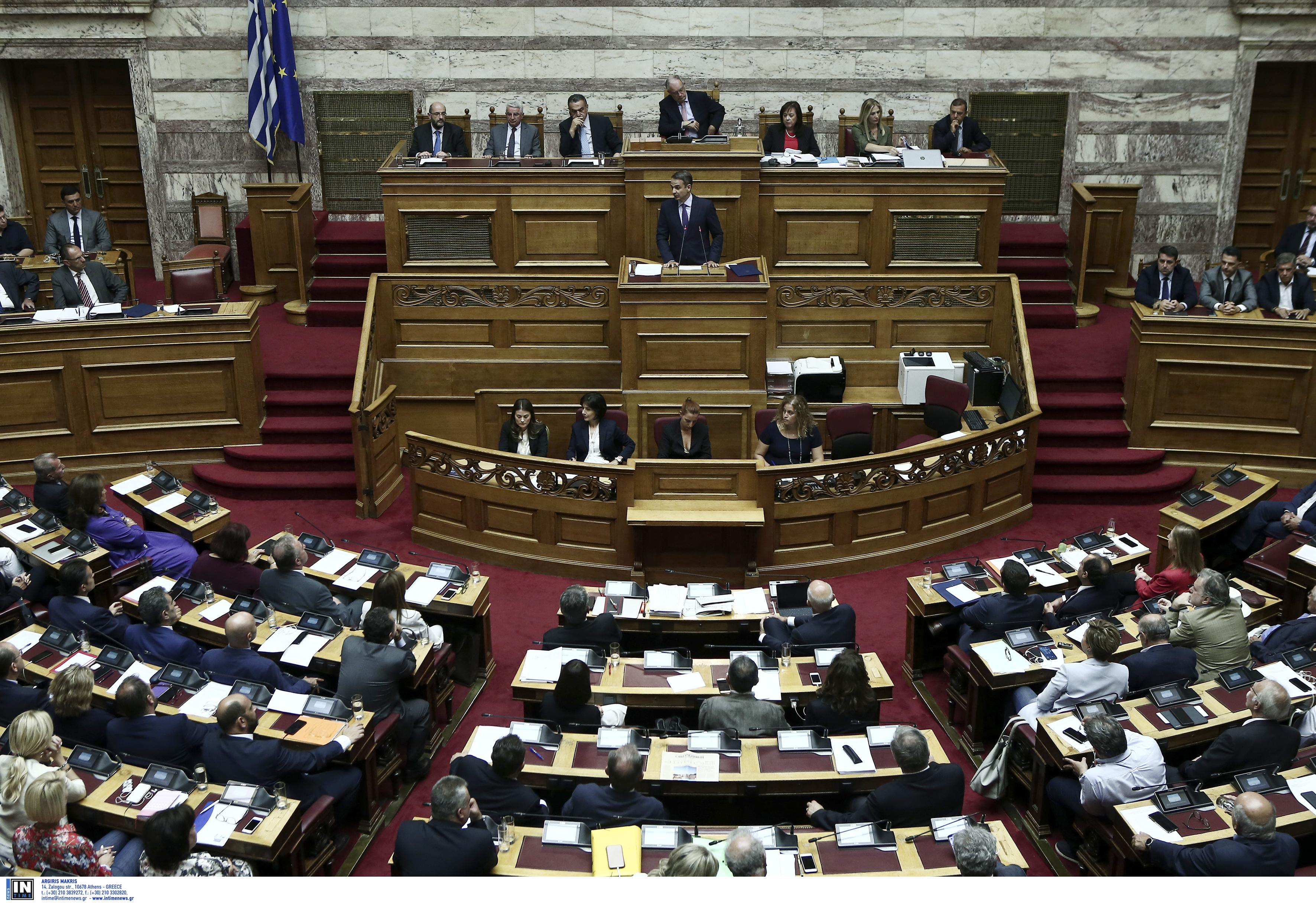 Ψηφίστηκε το νομοσχέδιο για το Επιτελικό Κράτος – Πως ψήφισαν τα κόμματα
