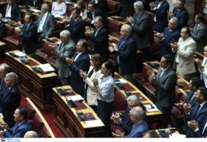 Ψηφίστηκε επί της αρχής το νομοσχέδιο για τα προσωπικά δεδομένα