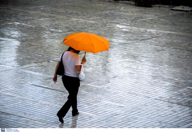 Καιρός σήμερα: Βροχές και άνοδος της θερμοκρασίας