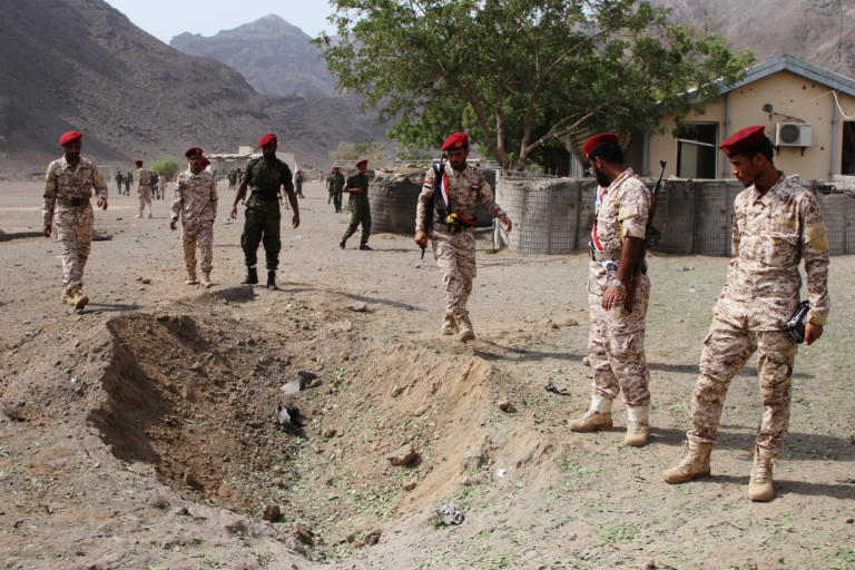 Υεμένη: Πάνω από 49 νεκροί από δύο επιθέσεις στο Άντεν