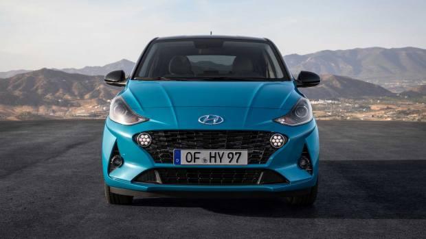Νέο Hyundai i10 με πιο δυναμικό σχεδιασμό και πλούσιο εξοπλισμό τεχνολογίας [vid]