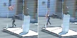 16χρονος Ελληνοκύπριος κατέβασε την τουρκική σημαία από σχολείο στα Κατεχόμενα! [video]