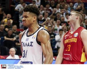 Παγκόσμιο Κύπελλο 2019: Τα highlights του Ελλάδα – Μαυροβούνιο