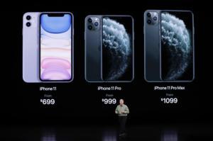 """Αυτά είναι τα νέα iPhones και τα υπόλοιπα… """"καλούδια"""" της Apple – video"""