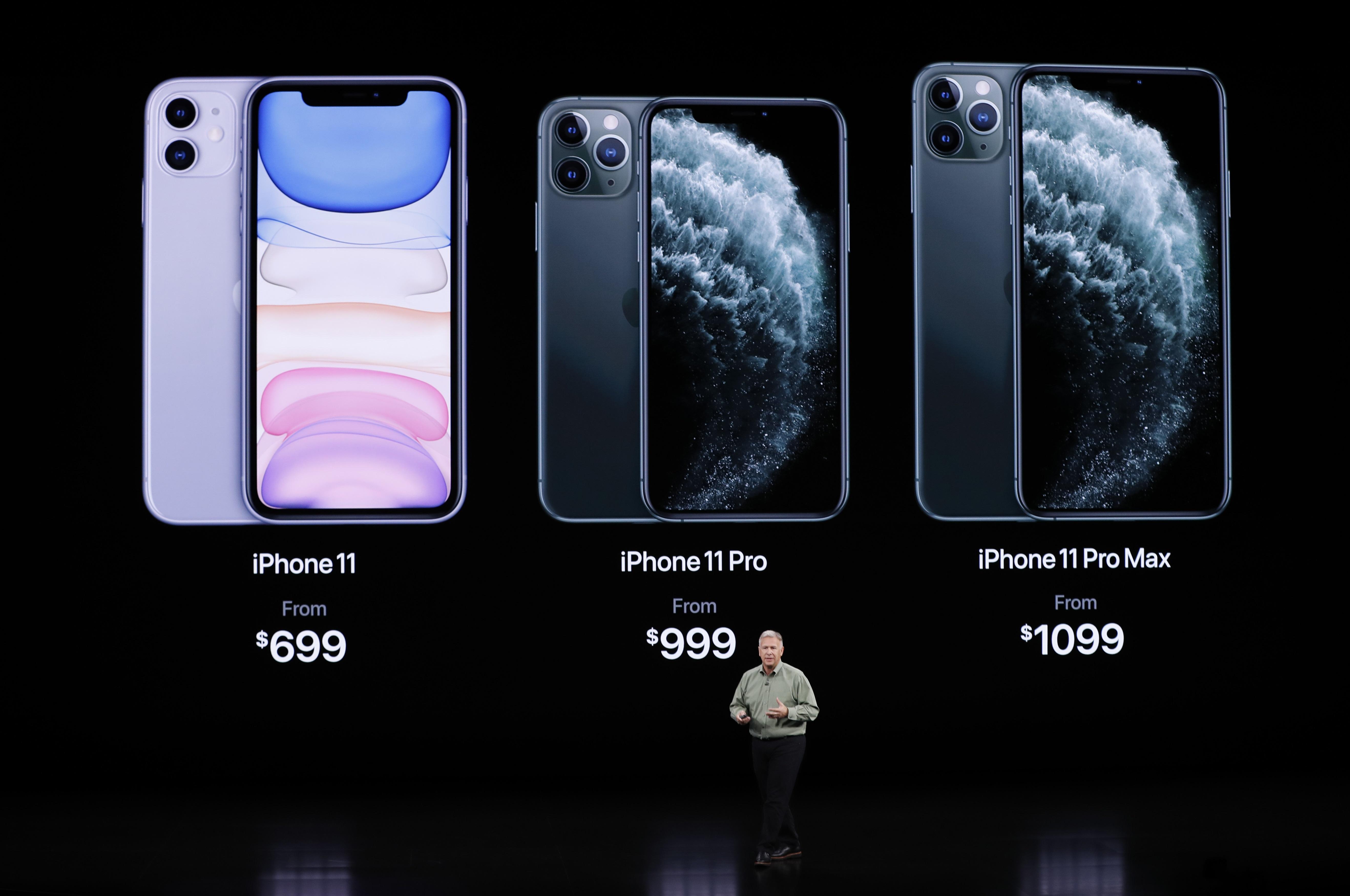 Αυτά είναι τα νέα iPhones - Λαμπερή πρεμιέρα των νέων προϊόντων της Apple! [pics, video]