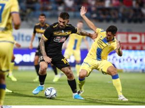 """Αστέρας Τρίπολης – ΑΕΚ 2-3 ΤΕΛΙΚΟ: Συγκλονιστικό φινάλε – """"Λύτρωση"""" με Σιμόες"""