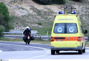 Χίος: Σε τραγική κατάσταση ο οδηγός που παρέσυρε το προσφυγόπουλο
