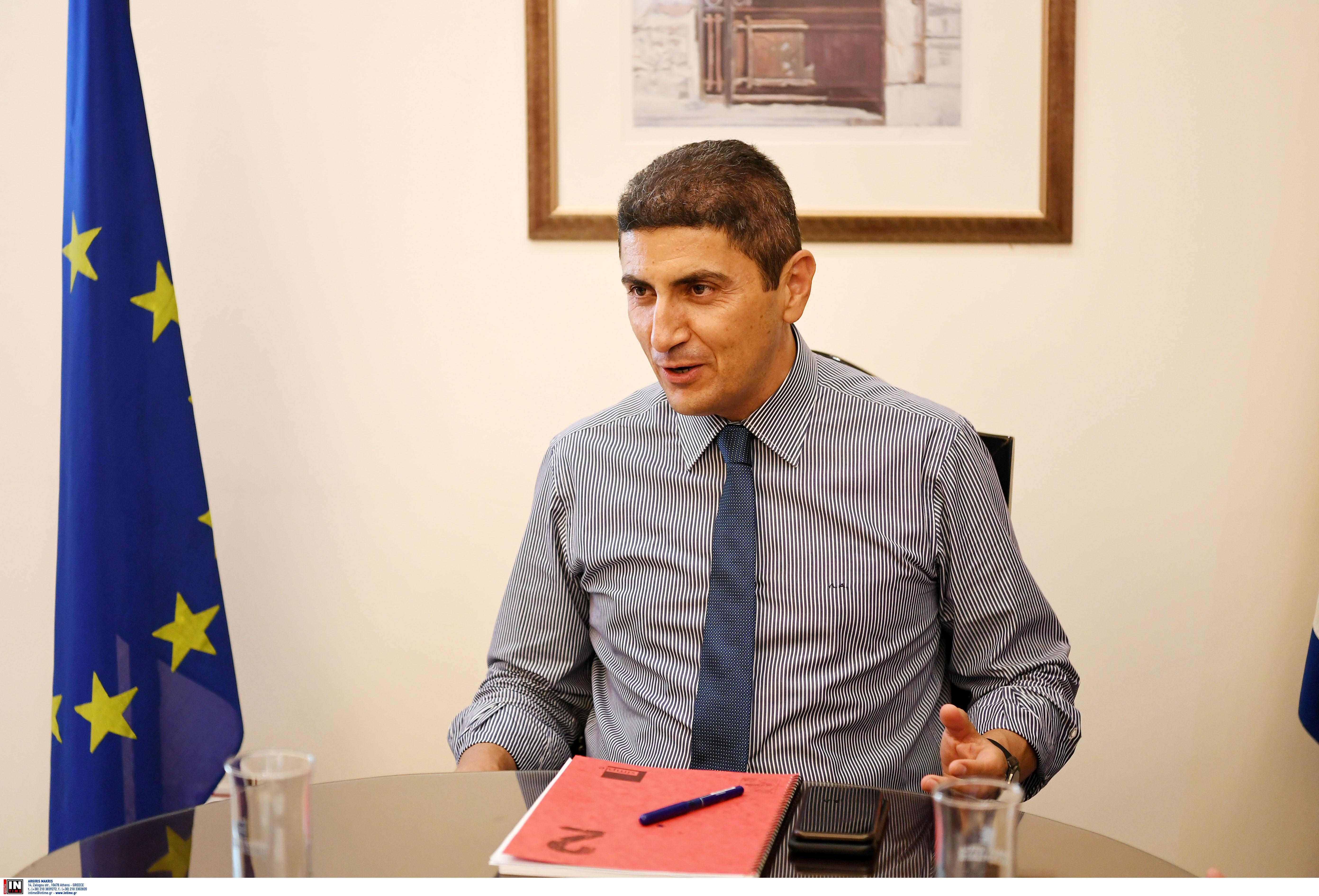 """Αυγενάκης: """"Πρωτοφανές περιστατικό! Σε εξέλιξη έρευνα για σύλληψη των δραστών"""""""
