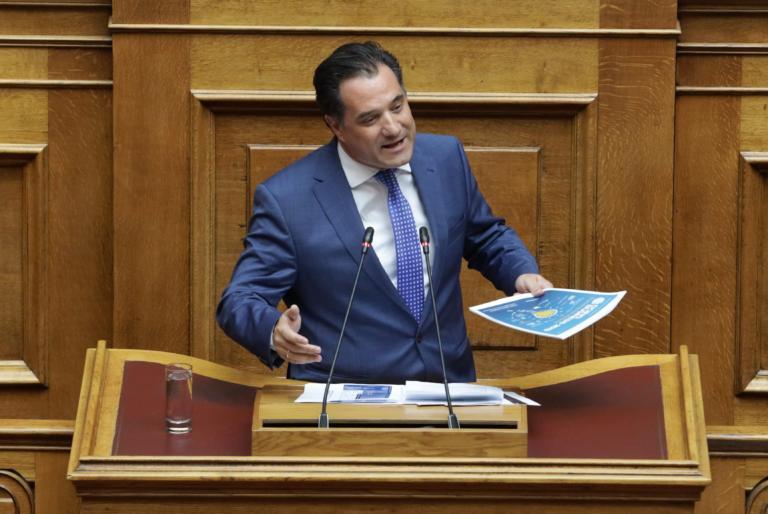 """Γεωργιάδης: """"Hot"""" προορισμός η Ελλάδα για τους επενδυτές!"""